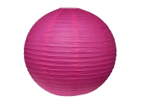 Grand lampion fuchsia